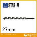 starm/スターエム ツーバイビットミドル 27mm 10M-270