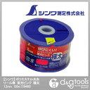 シンワ測定 ポリエステル水糸 リール巻 極太 蛍光ピンク 1.2mm、120m (78499)