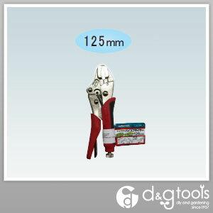 三共コーポレーション グリップ付きバイスプライヤー125mm [820470]