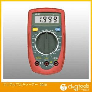 トップウェル デジタルマルチメーター 5529 (F2AD5529) テスター