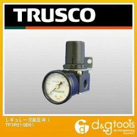 TRUSCO レギュレーターコンパクトタイプ口径1/4 TP-3R21GB-8