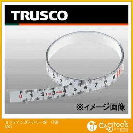 トラスコ セッティングメジャー2M TSM1302 個