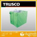 TRUSCO ハンドトラックボックス蓋なし650×470 THB-100AE