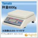 大和製衡 デジタル上皿はかり 秤量6000g UDS-1VN-6