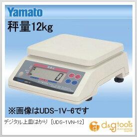 ヤマト デジタル式上皿自動はかりUDS−1VN(検定外品)12kg 386 x 316 x 230 mm UDS-1VN-12