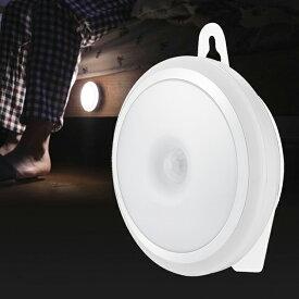 【正規品】モーションブライト 3個【 センサーライト 人感 センサー 人感センサー 照明 LED フット照明 コンパクト 明るい 自動 部屋 玄関 壁 】 【tv-ya_dl】