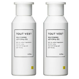 高濃度ビタミンC誘導体配合 薬用ローション ビタミンc誘導体 化粧水 シミ ニキビ 毛穴ケア トゥヴェール 薬用ホワイトニングローションαEX 2本セット