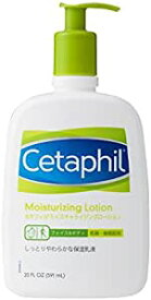 【あす楽】セタフィル Cetaphil ® モイスチャライジングローション 591ml 1本 (保湿乳液 ローション )