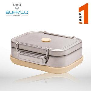 牛頭牌 お弁当箱 1.3L 1段 ランチボックス 食洗機対応【buffalo】【台湾直送】