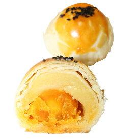 采棠肴 卵黄入り緑豆ケーキ リウトウポン 台湾風焼き菓子 お中元 ギフト(8個入り/ボックス)【台湾直送】