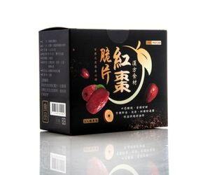 ナツメチップ 砂糖不使用 (15g×5パック) チップス ノンフライ ドライフルーツ 乾燥なつめ おやつ【jiajiasong】