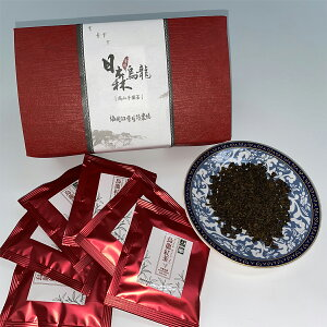 烏龍紅茶 ティーバッグセット 有機 台湾高山烏龍茶 紅茶 茶葉 ドリンク 飲み物 浅煎り 100%天然 純粋 健康 甘い SGS検査 無農薬 安心【日森】【台湾直送】
