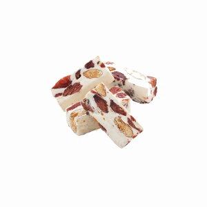 糖坊 マカダミアナッツミルクヌガー クランベリー味(250g/ボックス) おやつ アフタヌーンティー べたつかない 台湾グルメ 空港定番土産【台湾直送】Honey Candy House