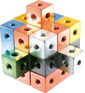 金剛マジックブロック Metal Art バトルブロック(3x3x4) クリエイティブブロック パズルブロックセット 【台湾製造MIT】【CreatorJP創意生活】