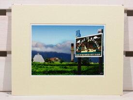 【激安・ポッキリセール】【HAWAII】フォトグラフ アート・サイズM・Sugar Mill at Waialua・カラー【ハワイ雑貨】【インテリア】【返品交換不可】