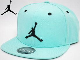 NIKE JORDAN ナイキ ジョーダン【キャップ】【帽子】【海外限定】【即日発送】JORDAN JUMPMAN SNAPBACK CAPHyper Turquoise/Black