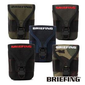 【割引クーポン有】スコープボックスポーチ ブリーフィング BRIEFING ゴルフ SCOPE BOX POUCH HARD