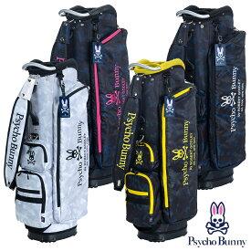 【2500円引クーポン有】キャディバッグ サイコバニー PBMG0SC5 ゴルフ用品 メンズ レディース