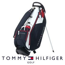【ネームプレート刻印無料】スタンドキャディバッグ トミー ヒルフィガー THMG0SCA ゴルフ用品 メンズ レディース