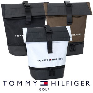 【割引クーポン発行中】シューズケース トミーヒルフィガー THMG0FBY ゴルフ用品 メンズ レディース