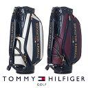 【月間優良ショップ受賞】キャディバッグ トミーヒルフィガー 21F CB クラシカルツアー THMG1FC1 ゴルフ用品 メンズ …
