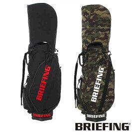 キャディバッグ メンズ ブリーフィング BRIEFING ゴルフ CR-5 #01 BRG191D03