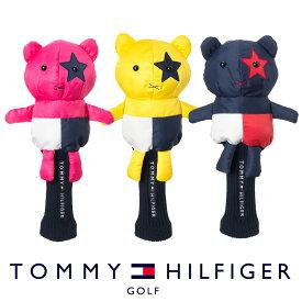 【割引クーポン有】ヘッドカバー トミー ヒルフィガー THMG7FH6 ゴルフ用品