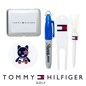 バラエティー缶(ティー,マーカー,グリーンフォーク) トミー ヒルフィガー THMG8FM4 ゴルフ用品