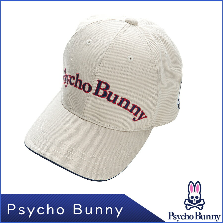 【全商品ポイント10倍】サイコバニー 帽子 キャップ ゴルフキャップ PHMG701F
