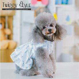 【クリアランスセール!】【送料無料!犬服・ドッグウェア・ワンピース・ドレス・夏・春・シンプル・プチプラ・おしゃれ・可愛い・かわいい】ボタン式ライトワンピース