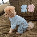 【送料無料!秋冬・サイズ交換対応】【犬服・ドッグウェア・秋・冬・可愛い・おしゃれ・あたたかい・部屋着・犬用つな…