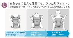 【日本正規品】エルゴ抱っこ紐アダプトクールエアメッシュブラックグレーディープブルーローデン【5大特典付き】ベビーウエストベルト付き新生児対応【2年保証】【SG対応】【エルゴベビー】【あす楽】