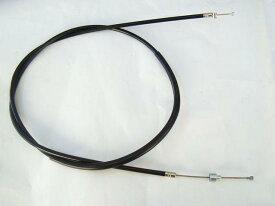 GX250/GX400用 30cmロング 黒 クラッチワイヤー