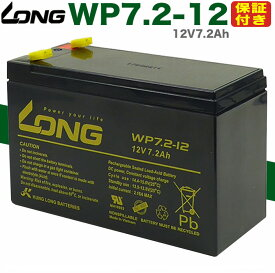UPSバッテリー小型シール鉛蓄電池[12V7.2Ah]WP7.2-12GSユアサ RE7-12/パナソニック/日立/APC/ユタカ電機/ヒューレットパッカード/BKProUPS/BKUPS/Smart-UPS1400RM/Smart-UPS1500RM/Smart-UPS3000RM/Smart-UPS500/Smart-UPS700