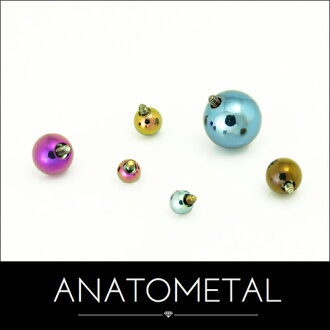 "Bullet / bodipiass replacement titanium balls (3/32 "") only"