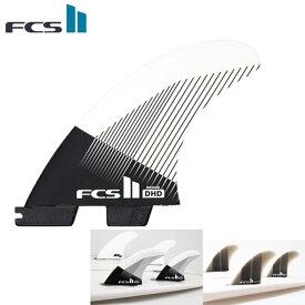 FCS2 5フィンDHD PC TRI-QUAD FINS M/LサイズDarren Handley Shaper FinDHD トライ・クアッドフィン 送料無料!ポイント20倍 Fcs2フィン