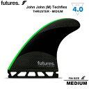 フューチャー フィン FUTURES FIN TECHFLEX2.0 JOHN JOHN (M)FUTURE FINJohn John Florence SIGNATURE FINジョンジョ…