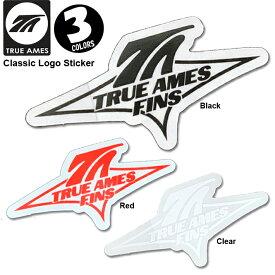 True Amesトゥルーアムス フィン STICKER/ステッカー【True Ames Classic Logo Sticker 】 フィンカンパ二ー/カリフォルニア日本非売品!メール便全国対応 ※ポスト投函の為、日時指定・代引き不可