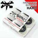 スケボー スケートボードBONES BUSHING【BONES】ボーンズ ブッシュ HARDCORE BUSHNGSHARD ハード ホワイトDM便送料無料!