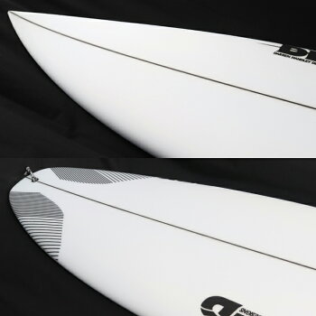 "【DHDSURFBOARDS】DHDサーフボード3DX5'8""28CL2018NewModel!FCS25FIN送料無料"