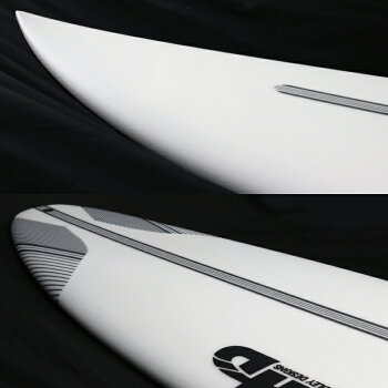 "【DHDSURFBOARDS】DHDサーフボード3DXEPS5'6""25LFCS25FIN3DXEPSモデルが登場!激安でハイクオリティ送料無料!※日時指定・代引き不可"