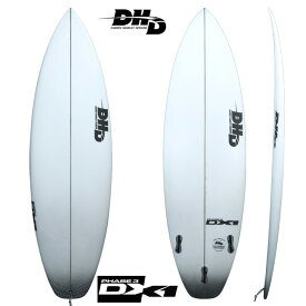 "【DHD SURFBOARDS】DHD サーフボードDX1 PHASE3 5'11""x 18 9/16""x 2 5/16"" 27L FCS2 DX1のニューモデル 送料無料"