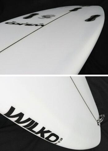 【DHDSURFBOARDS】DHDサーフボードWILKOF135'101/228LFCS2マット・ウィルキンソンシグネチャーモデル送料無料!楽天初登場