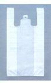 【メール便対応】レジ袋(SSサイズ) 乳白色0.011×250(160+90)×340mm 100枚レジバッグ・ビニール袋・ポリ袋手さげ袋・ハンガータイプ・レジバック