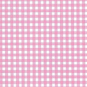 HEIKO ギフト 包装紙 半才 ギンガム2 P 100枚チェック ピンク