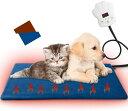 【着後レビュー特典】TWONE「4年間ランキング1位」ペット用ホットカーペット ペット用ヒーター 電気ヒーター 犬 猫 暖…