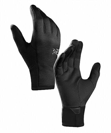 【国内正規品】ARC'TERYX (アークテリクス) Ignis Glove (イグニスグローブ) Black