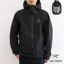 【国内正規品】ARC'TERYX(アークテリクス) Zeta SL Jacket(ゼータSLジャケット) Mens [Black][Black/Cryptochrome]【バードエイド保証】
