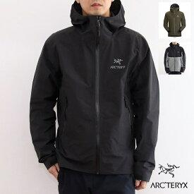 【国内正規品】ARC'TERYX(アークテリクス) Zeta SL Jacket(ゼータSLジャケット) Mens [Black][Dracaena][Black/Cryptochrome]【バードエイド保証】