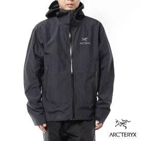 【国内正規品】ARC'TERYX(アークテリクス) Zeta SL Jacket(ゼータSLジャケット) Mens [Black][Dracaena]【バードエイド保証】